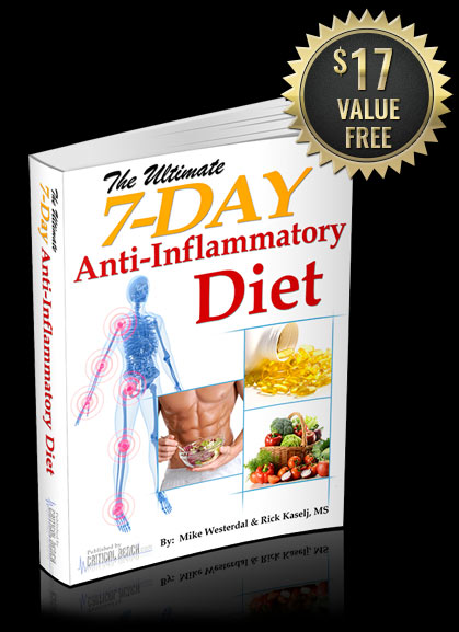 The 7-Day Anti-Inflammatory Diet Bonus
